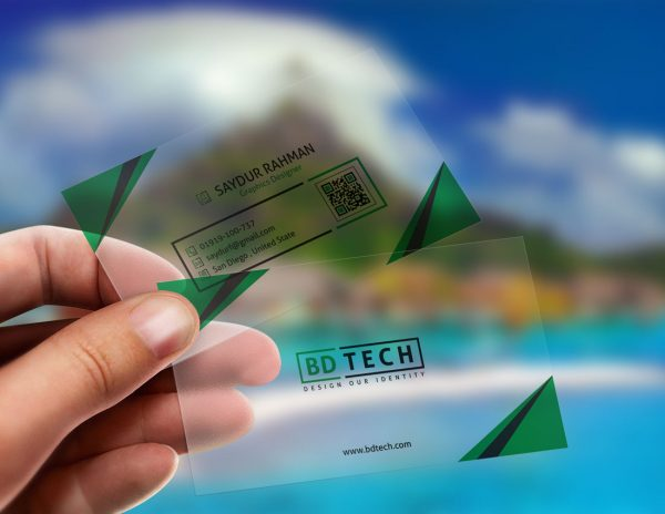 PVC Business Cards Printing Services